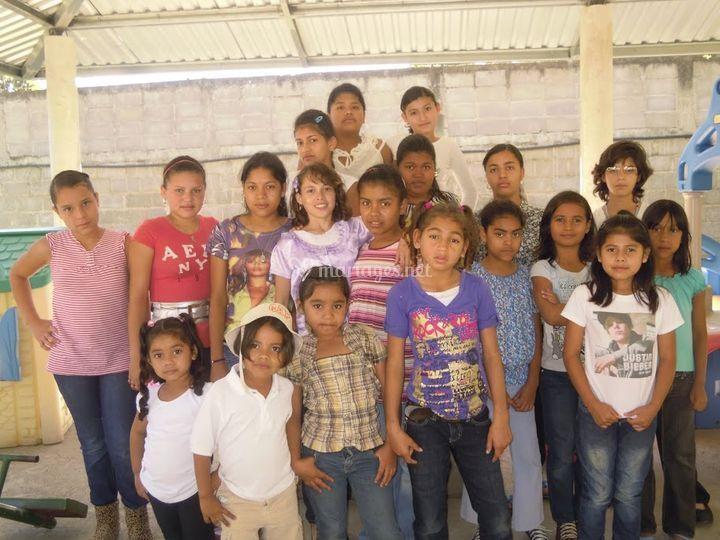 Sauvegarder l'enfance au Honduras