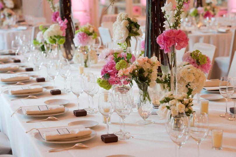 arts de la table dcoration sur le pr catelan - Pr Catelan Mariage