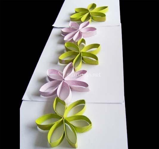 fabriquer des fleurs pour vos centres de tables. Black Bedroom Furniture Sets. Home Design Ideas