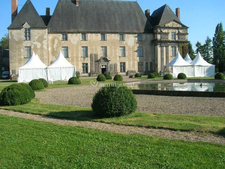 Chateau d'Effiat