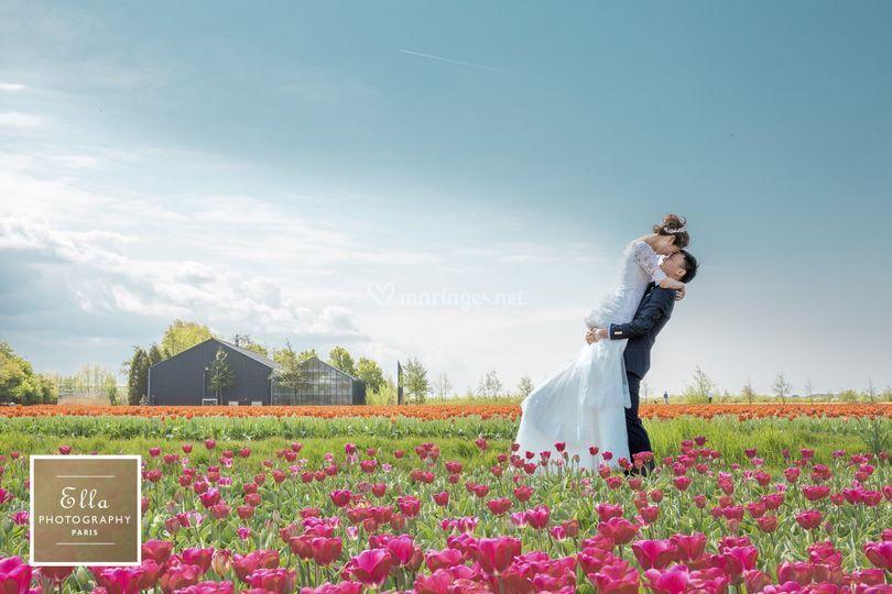 Pays-Bas Photo Couple