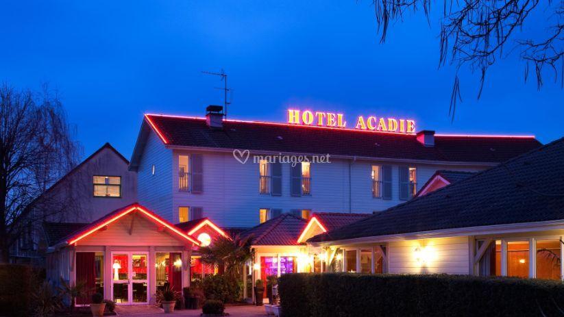 Hôtel Acadie