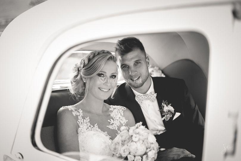 Quel beau couple !