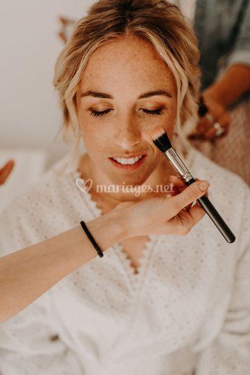 Maquillage de Adèle Juin 2020