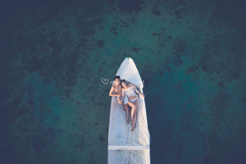 Voyage mystère en couple