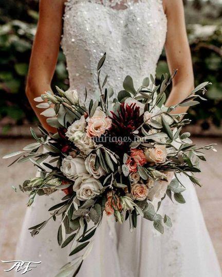 Bouquet bucolique