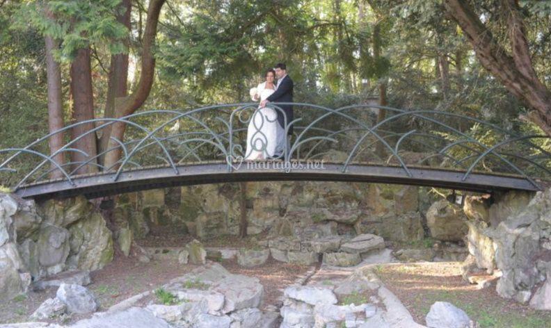 Idéal pour vos photos de jeunes mariés