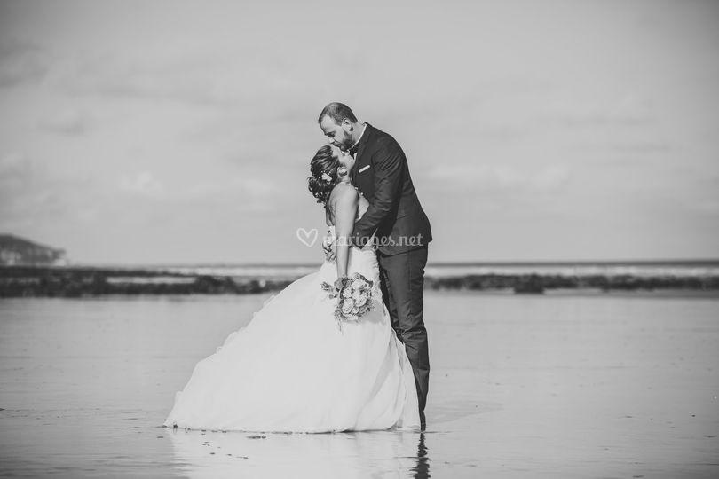 Photo de couple à Dieppe