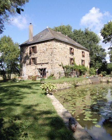 Hébergement le Moulin de Chère