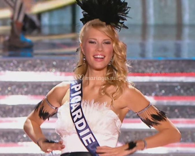 Miss Picardie à Miss France