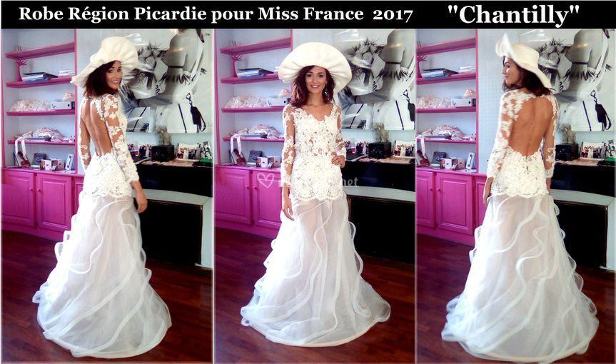 Miss Picardie pour Miss France
