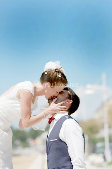 Le temps d'un baiser