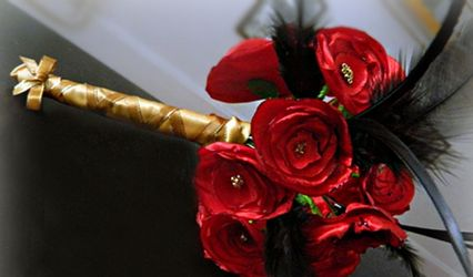 Tutoriel bouquet de fleurs en satin