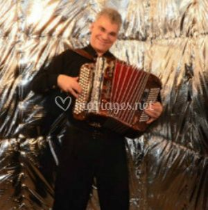 Notre accordeonniste