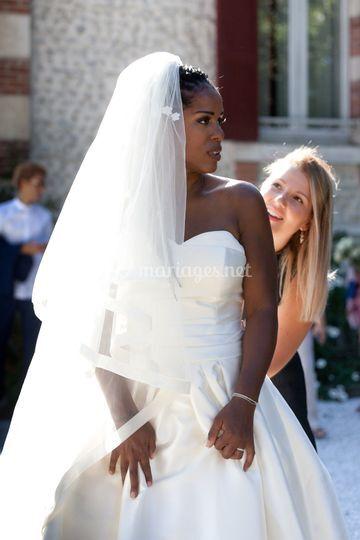 La belle mariée