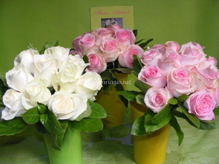 Bouquets de la vierge