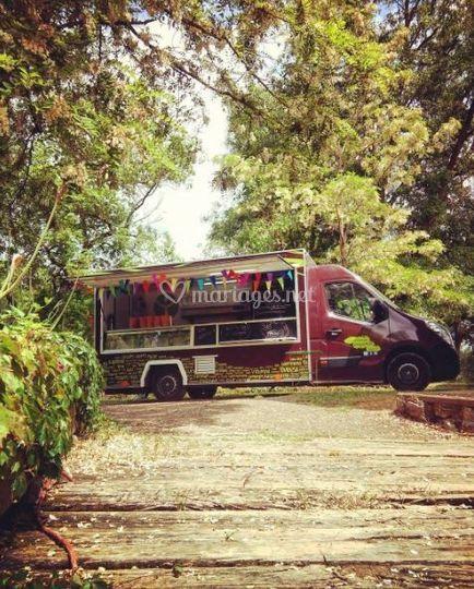 Mariage food truck