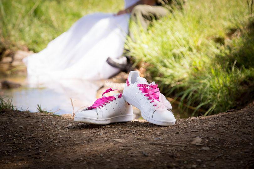 Se marier en baskets?
