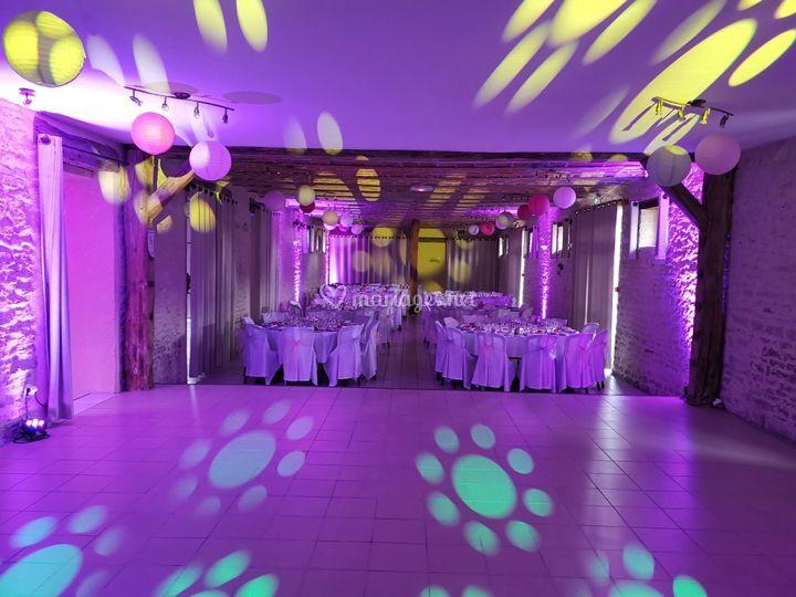 Illumination salle