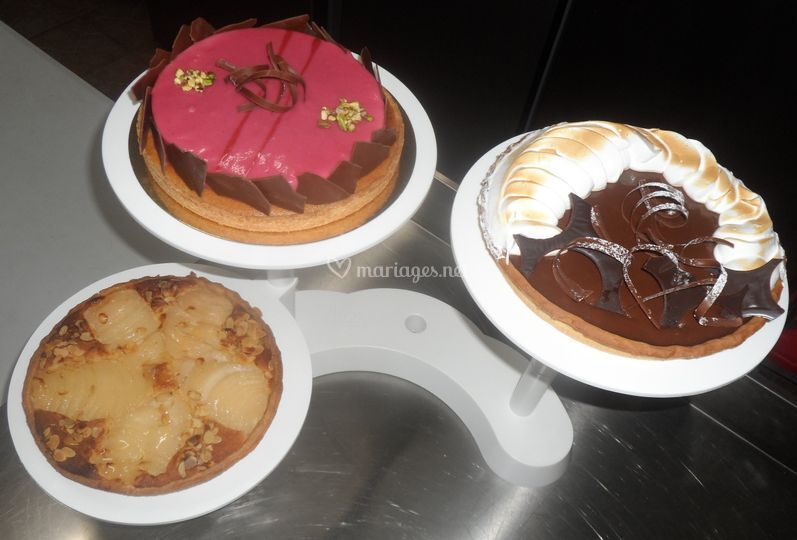 Nos desserts faits maison