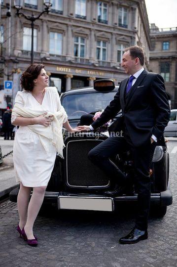 "Taxi anglais ""Phil"""
