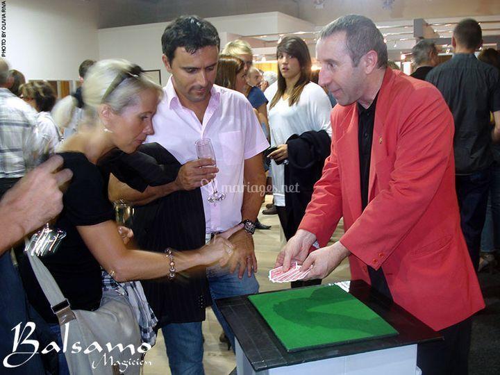 Balsamo Magicien