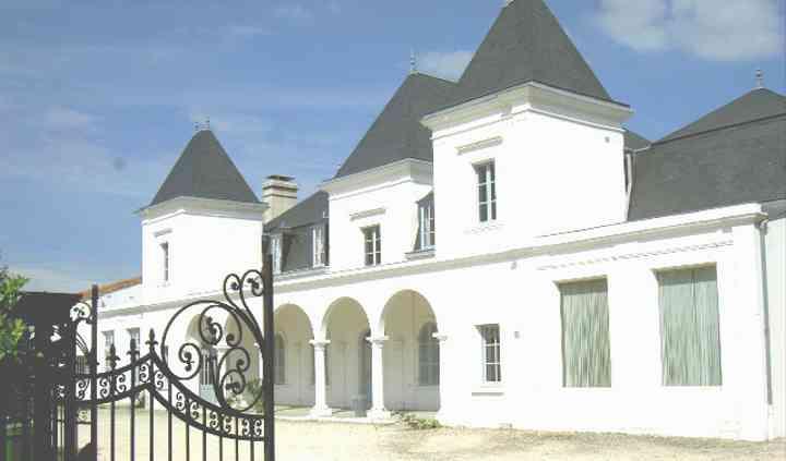 Château coté cour