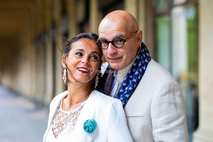 Carole & Benoît