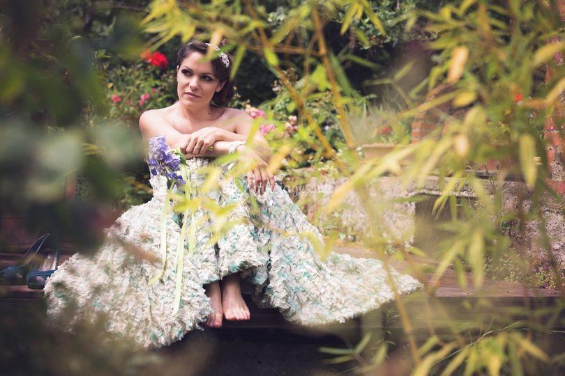 Robe anna de jardin d 39 toffes atelier nantais photo 23 for Robes de jardin