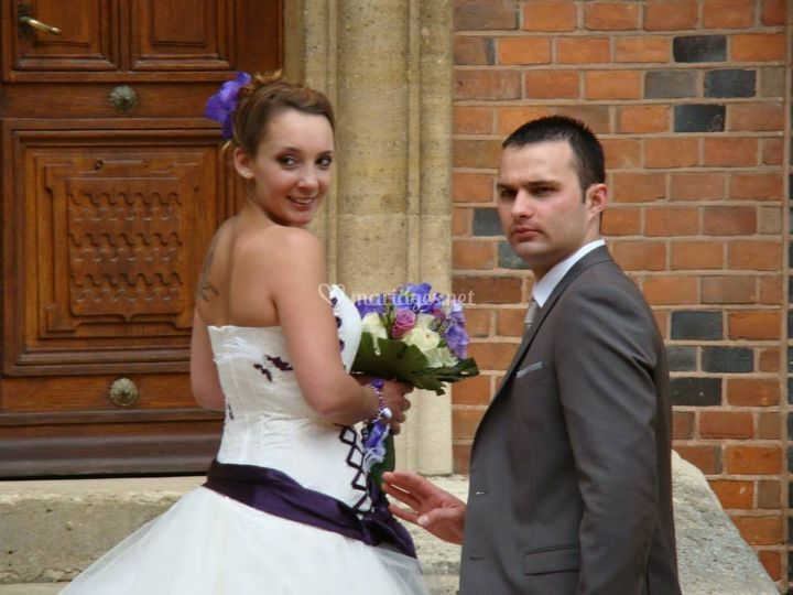 Mariage du 1er juin 2013