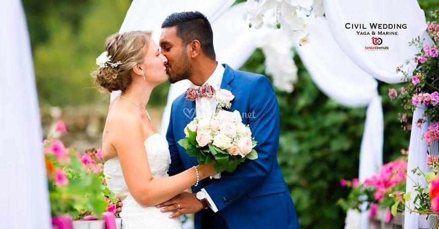 Mariage du 17 septembre 2016