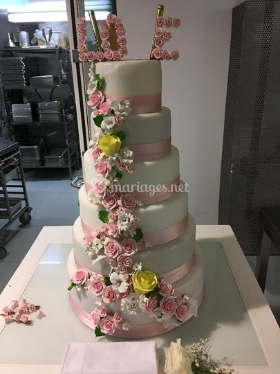 Wedding cake mariage 300 couve