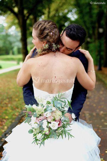 Mariage de M&T à Lyon