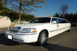 Limousine Lincoln 5 portes