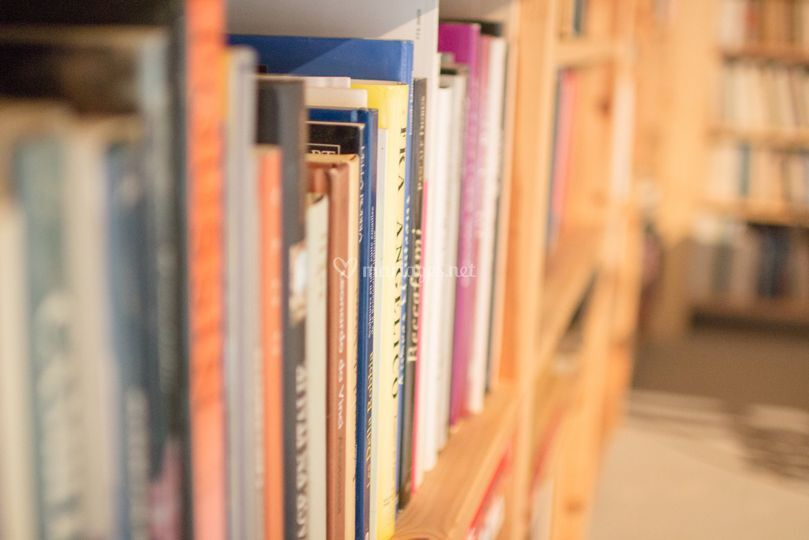 Mariage bibliothèque