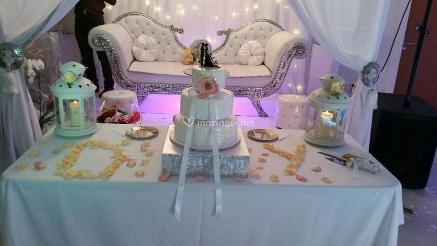 Wedding cake prestige