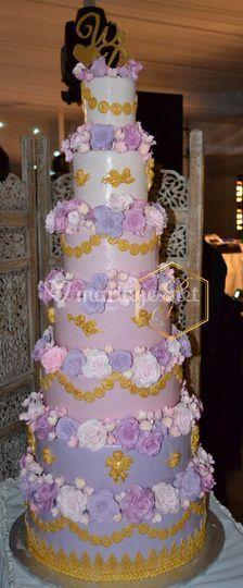 Wedding cake d'exception