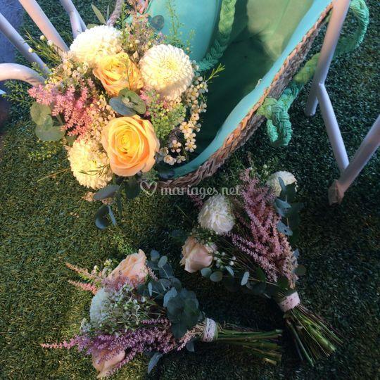 Bouquet de Demoiselles