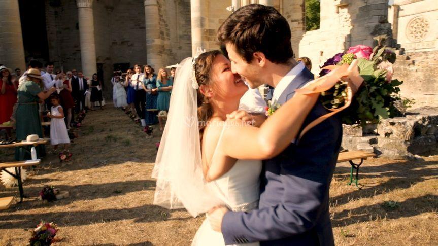 Mariage Ludivine et Calixte