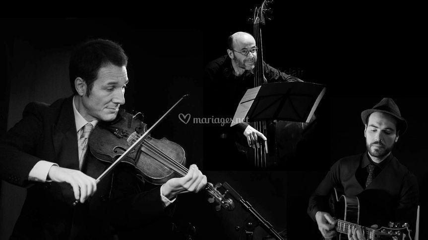 Trio jazz américain