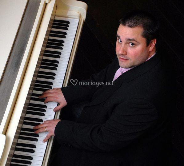 Pierre-Alexandre Petiot - Pianiste