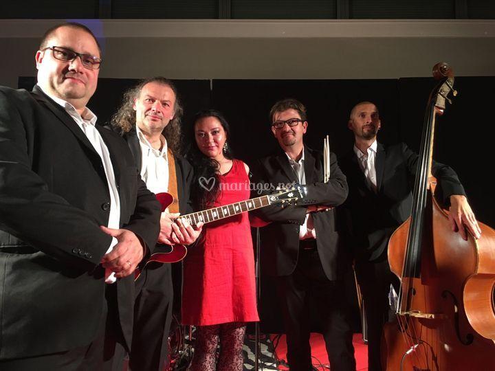 P.A Petiot Quintet Jazz