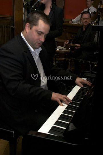 Formule piano chant batterie
