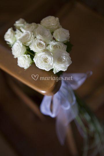 Bouquet de bancs église
