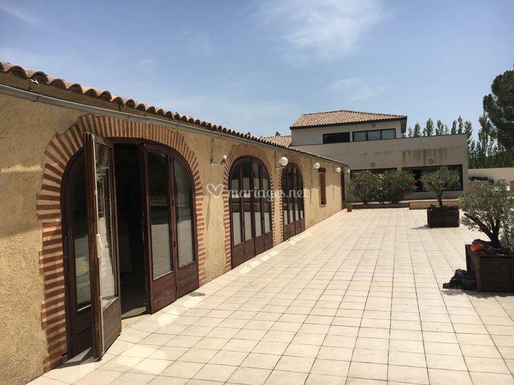Domaine des Aspres - Mas Del Gall