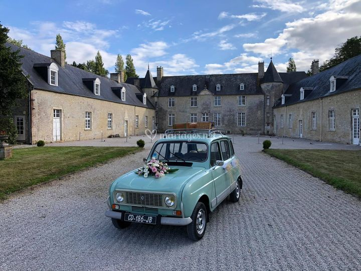 Les voitures vintages