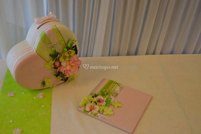 urne et livre d 39 or rose vert de toile de rose photo 46. Black Bedroom Furniture Sets. Home Design Ideas