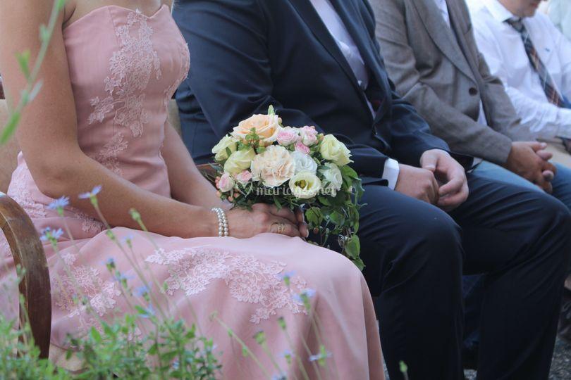 Mariage Sandra