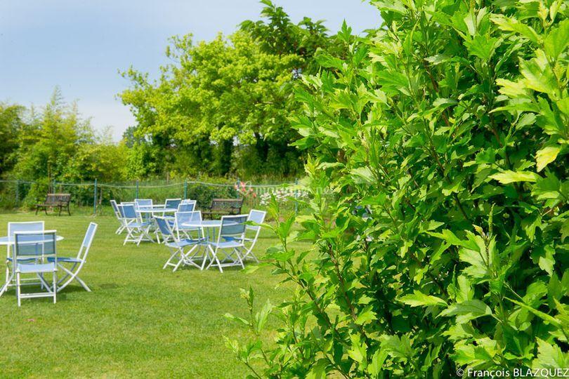 Encore le jardin