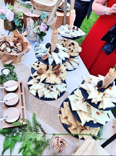 Mariage food truck Corse